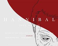 Poster Recreation: Hannibal