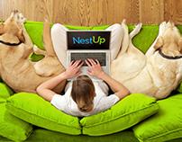 NestUp Website
