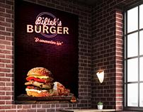 Ohannes Burger | Biftek's Burger Poster
