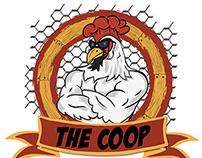 The Coop Logo Design