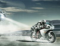 "The run ""Yamaha r1"""