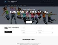 Sj SmartSchool - Responsive Education Joomla Theme