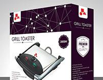 Johnson Grill Toaster