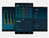 NPK Calculator icon and app design