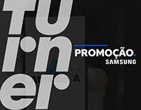 Promoção - Samsung