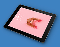 TONE 2 iPad Magazine