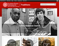Illinois State Traditions Website