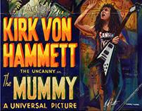Kirk von Hammett: The Mummy