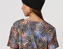 [ PRIVALIA: Tropical print ]