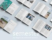 Semester Magazine