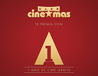 Web App Club Cinemas