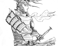 Ryoma from Fire Emblem