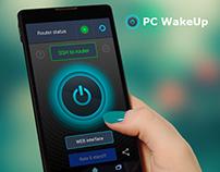 """PC WakeUp """"Wake On Lan"""""""