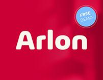 Arlon Font Family | Free Demo
