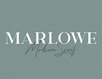FREE | Marlowe Modern Serif