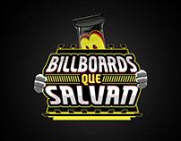 Super8 - Billboards Que Salvan