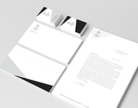 corporate identity  AURORA CRUZ