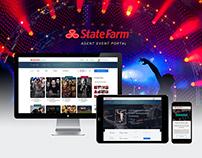 StateFarm Event Portal