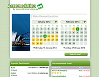 Accomodation by street-directory.com.au