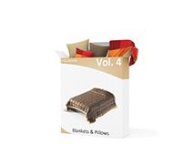 HQ Details - Vol.4 Blankets & Pillows