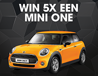 Holland Casino Rotterdam - Septembercampagne Mini One