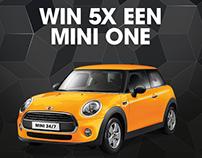 Holland Casino Rotterdam - Septembercampagne Mini One