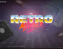 The VHS Retrominder | WEBSITE / GAME - Retro Quizz