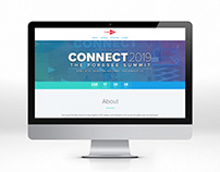 Connect 2019: The ForeSee Summit Website