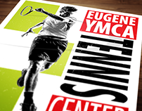 Eugene YMCA Tennis Center T-Shirts