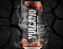 Vulcano energy drink