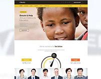 Charity: Donation Fundraising WordPress Theme