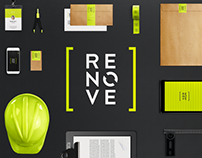 Renove | Brand Identity