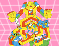"""""""Impossible Robot"""""""