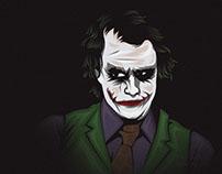 THE DARK KNIGHT | Illustration