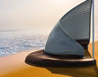 SHELL-TER | a beach furniture