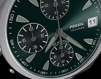 Fossi Watch Inspiration Design
