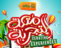 Enjoyment experience with Offerna.Com