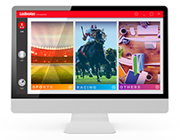Ladbrokes : Enterprise Web Application