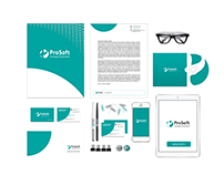 Branding & UI - ProSoft