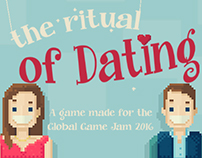 The Ritual of Dating - Global Game Jam 2016