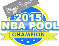 NBA Pool Crest