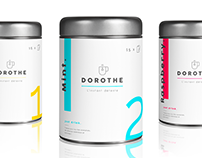 Dorothé - IDENTITE/ PACKAGING
