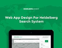 Heidelberg - Web App