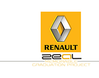 Graduation Project--Renault ZEAL/2012