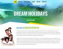 Tour Company Website