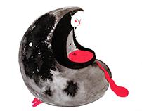 Des pleurs de lune