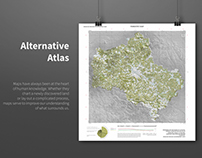 Moscow region Alternative Atlas