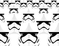 STAR WARS - THE FORCE AWAKENS - STORMTROOPER