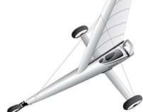SAND YACHT - F. Grard Pro Model