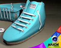 Concept 3D shoes